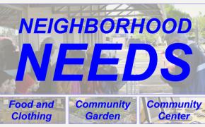Neighborhood Needs