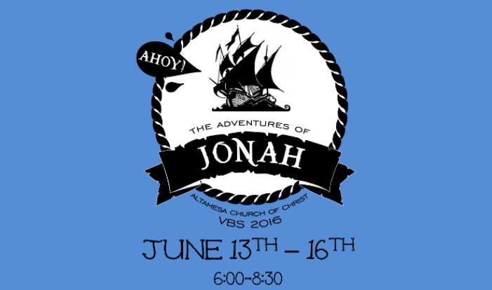 VBS - Jonah