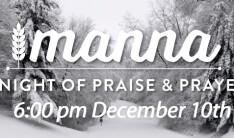 Manna Worship Night
