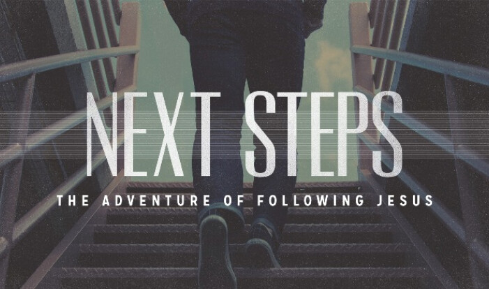 Next Steps: the adventure of following Jesus