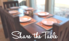 Share the Table