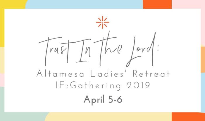 Altamesa Ladies' Retreat