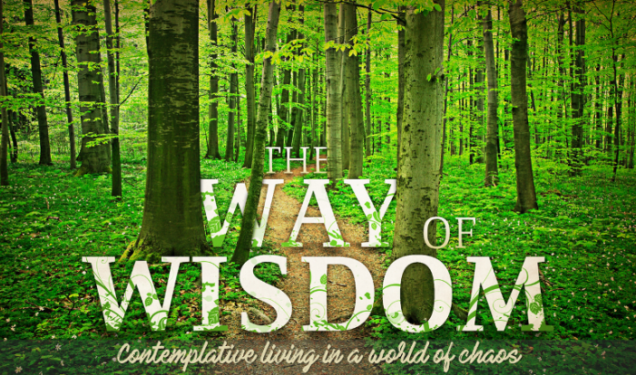 The Way of Wisdom: contemplative living in a world of chaos