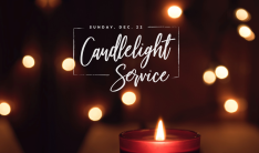 2019 Candlelight Service