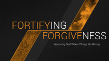 Horizontal Forgiveness